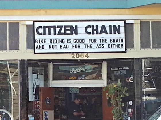 Citizen Chain San Francisco