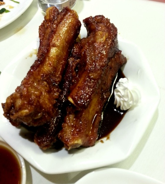 Coffee Ribs Lai Hong Lounge