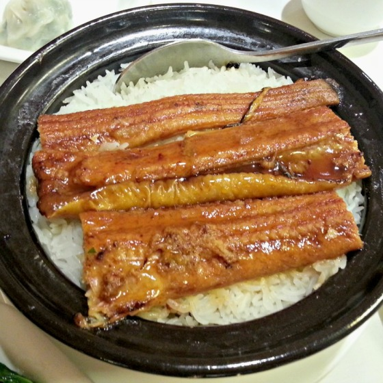 Eel Clay Pot Lai Hong Lounge