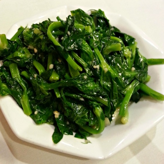 Pea Shoots Lai Hong Lounge