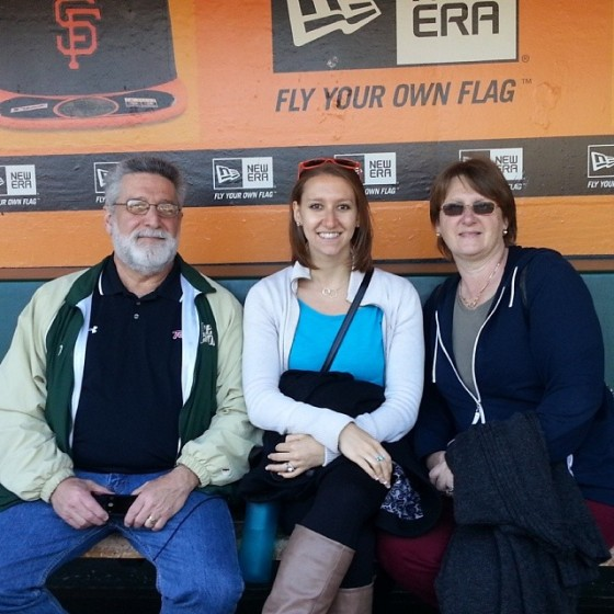 San Francisco Giants Park Tour