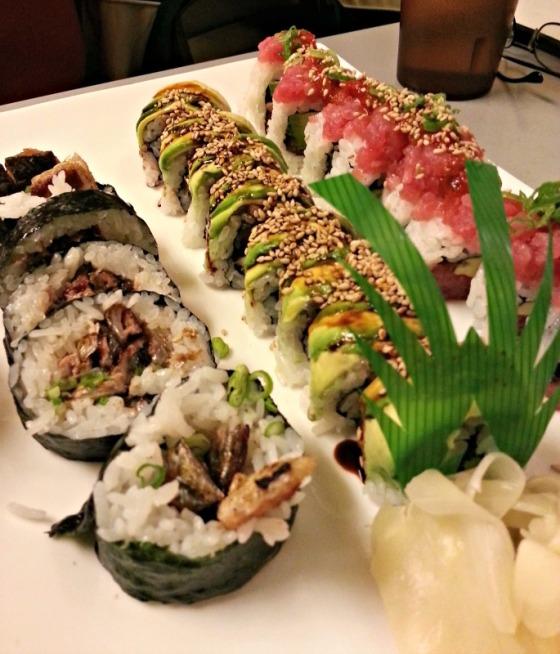 Sushi Yojimbo Alameda