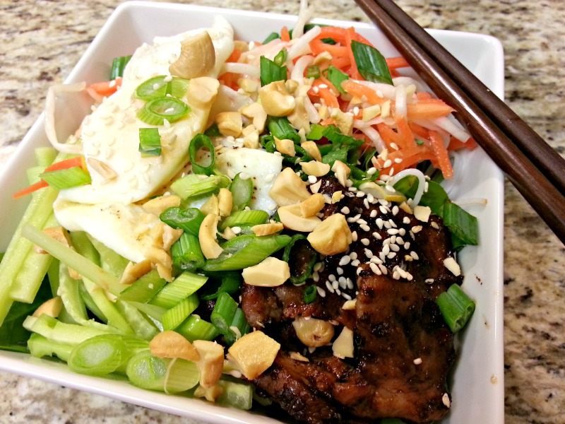 Vermicelli Recipe Vietnamese Grilled Beef Images