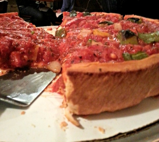 Zacharys Chicago Style Pizza