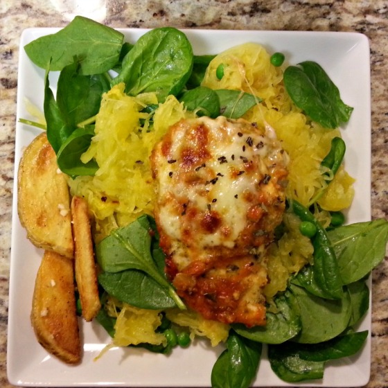 Baked Pesto Chicken Parmesan Iowa Girl Eats