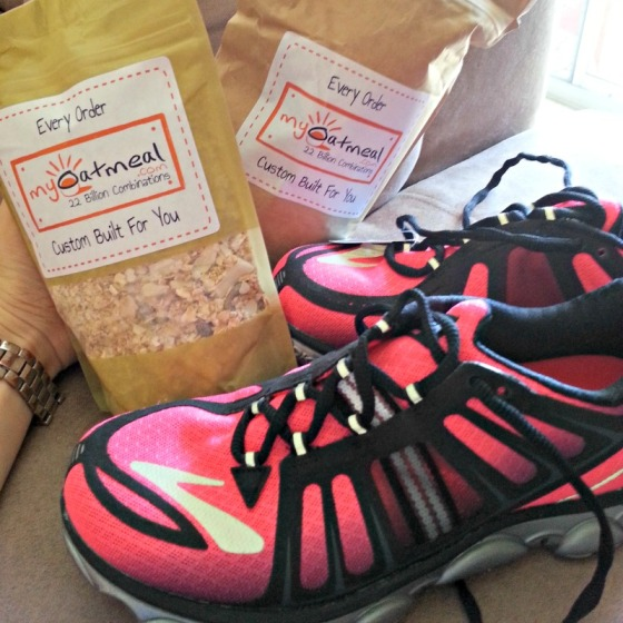 Brooks Running MyOatmeal