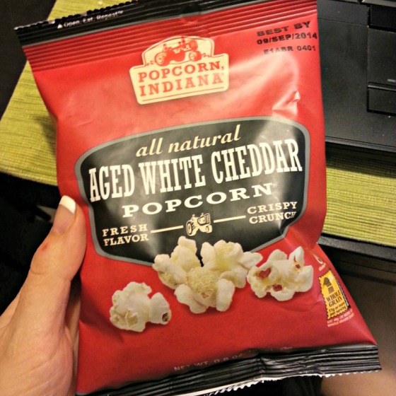 Popcorn Indiana Aged White Cheddar