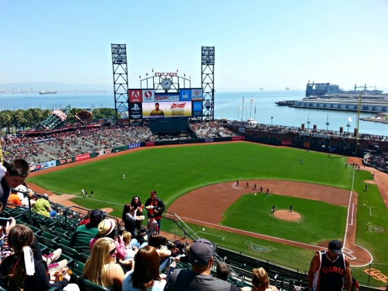 AT&T Park San Francisco Giants
