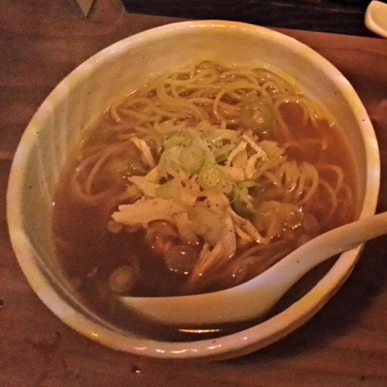 Chicken Ramen Ippuku
