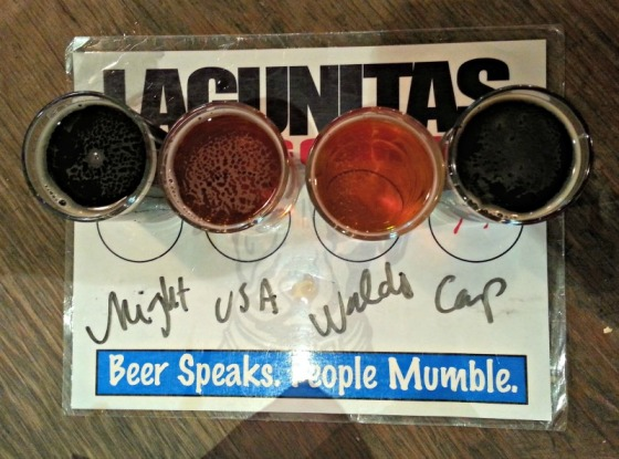 Lagunitas Beer Sampler 1