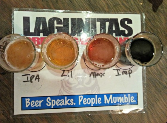 Lagunitas Beer Sampler 2