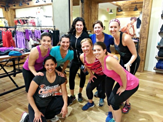 Power Fitness Athleta HIIT