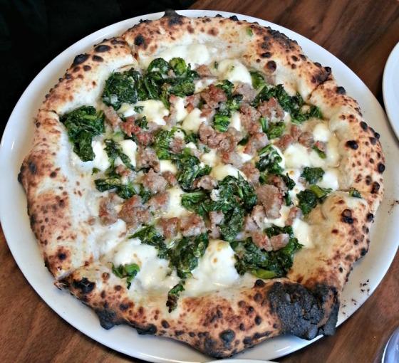 Il Casaro Pizza Broccoli Italian Sausage