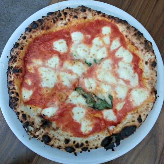 Margherita Pizza Il Casaro