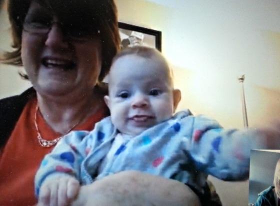 Mom Jilly Bean Skype