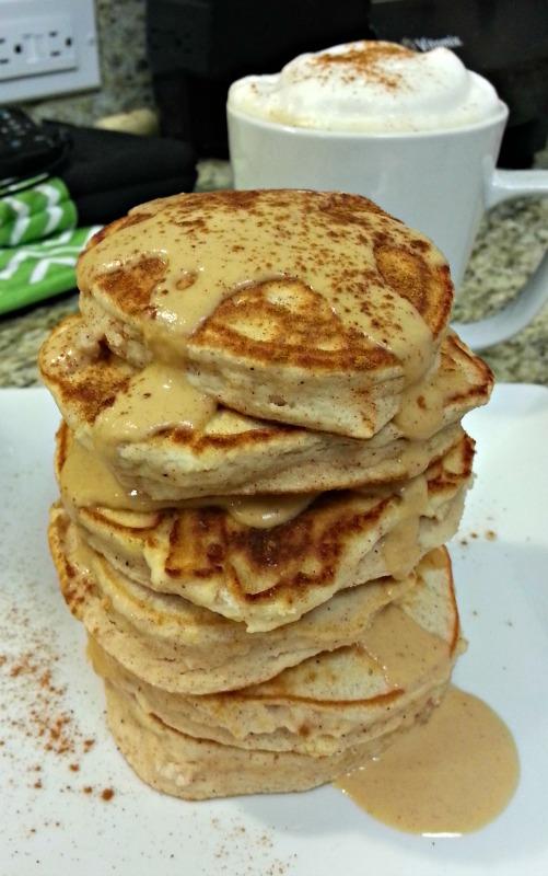 Peachy Palate Paleo Coconut Flour Pancakes