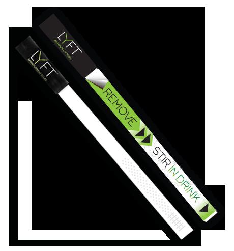 Pure Lyft Energy Stir Sticks