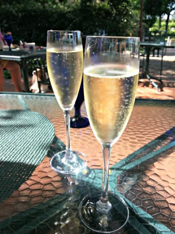 Sparkling Wine Vintners Inn