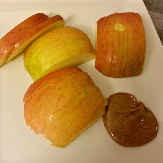 Apple Almond Butter