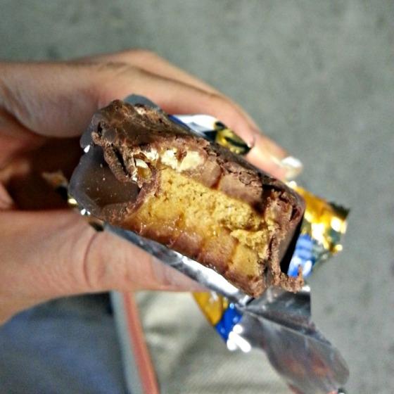 Balance Caramel Nut Blast