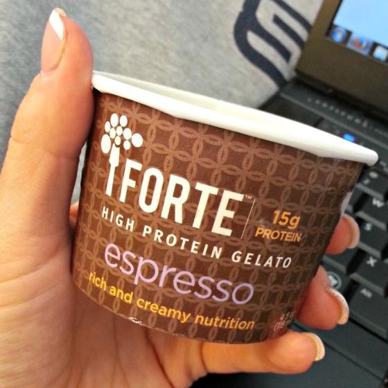 Forte High Protein Gelato Espresso