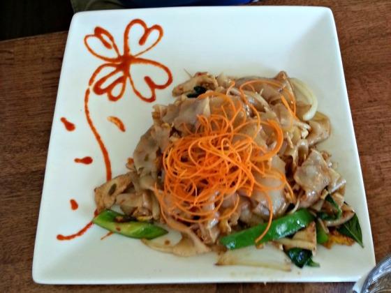 Jasmine Thai Drunken Noodles