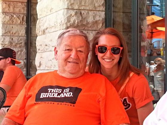 Orioles Grandpa