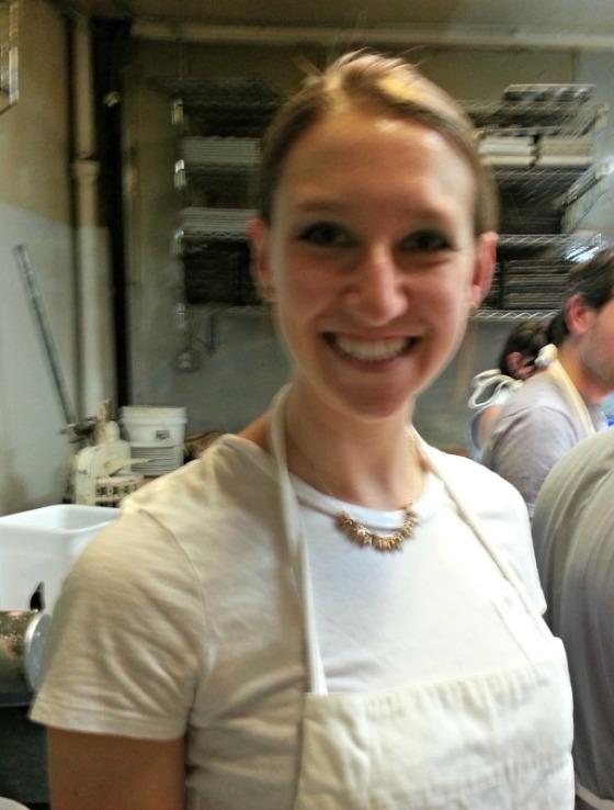 Sour Flour Sourdough Starter Class Brittany