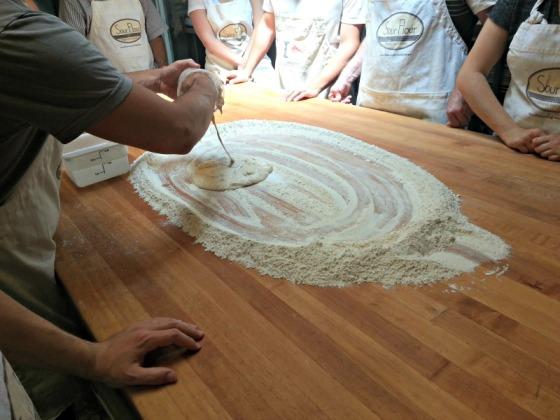 Sour Flour Sourdough Starter Class