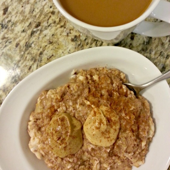 Steel Cut Oats Coconut Cashew Chia Peanut Butter
