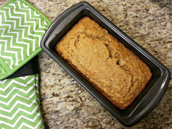 Ambitious Kitchen Chocolate Chip Coconut Banana Bread