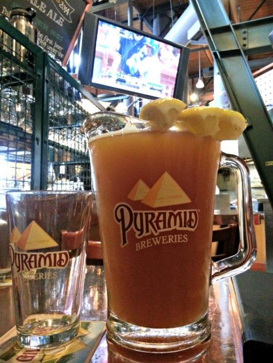 Pyramid Breweries Hefeweizen