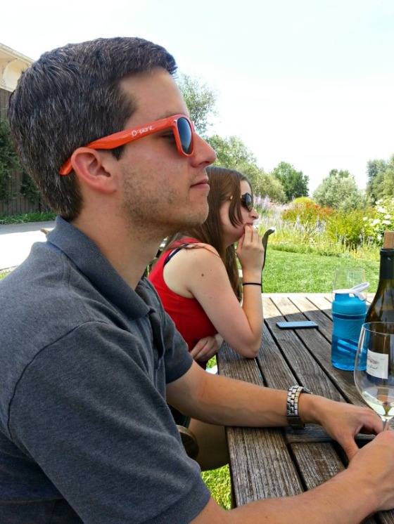 Stonestreet Winery Nathan Marcie