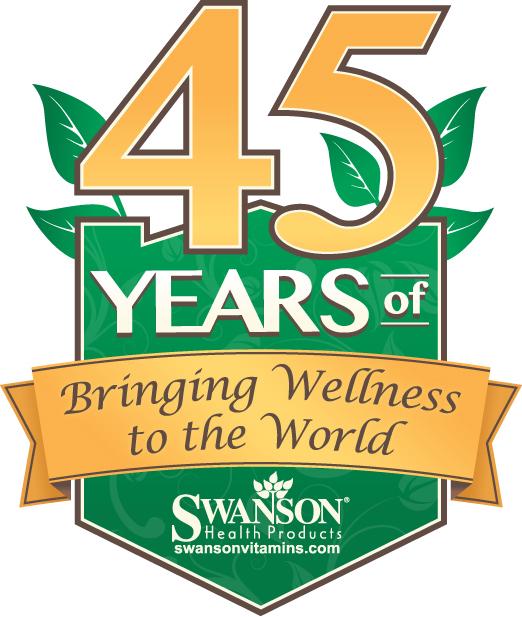 Swanson Vitamins 45 Anniversary