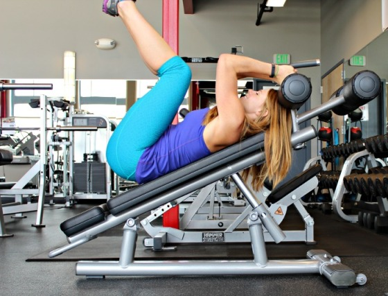 3 Best Exercises to Work the Lower Abs Trainer Paige