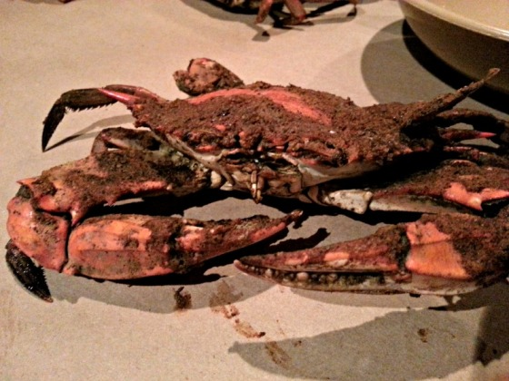 Baltimore Maryland Old Bay Blue Crabs