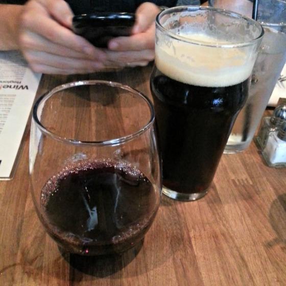 Eureka Red Wine Sierra Nevada Porter