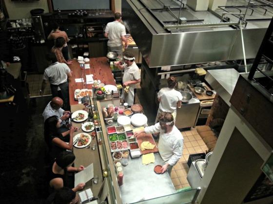 NOPA Kitchen View
