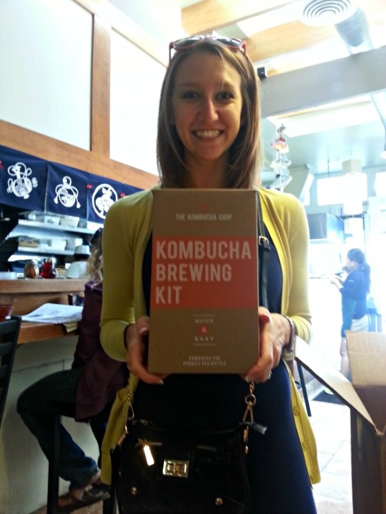 The Kombucha Shop Brewing Kit