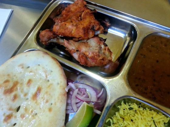 Viks Chaat Tandoori Chicken