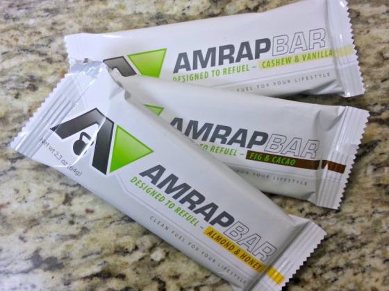 AMRAP Bar