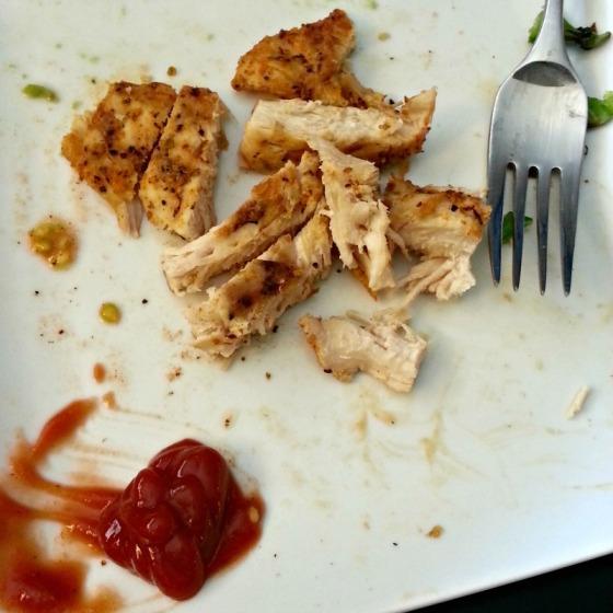 Cajun Chicken Heinz Ketchup