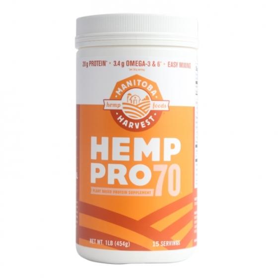Manitoba Harvest HempPro 70