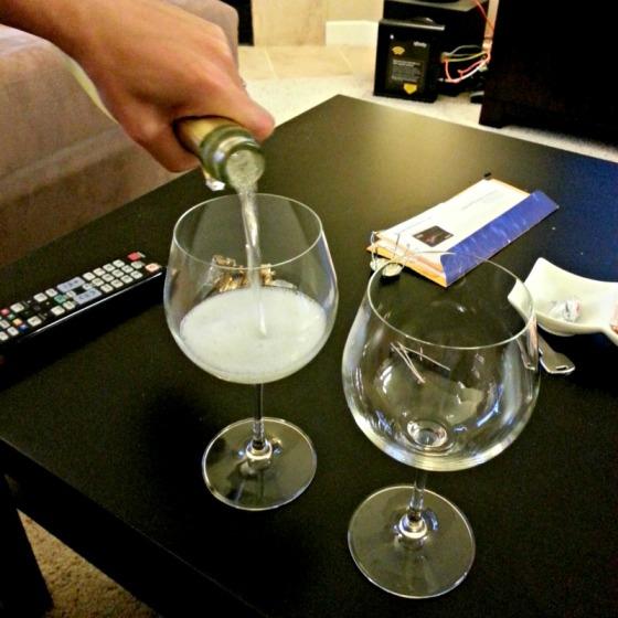 Sparkling Wine Brut Orioles AL East Champions