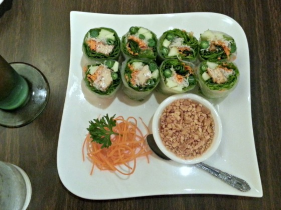 Thai Fresh Roll