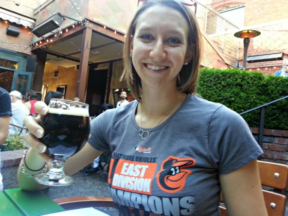 Baltimore Orioles AL East Division Champions Smoked Ale