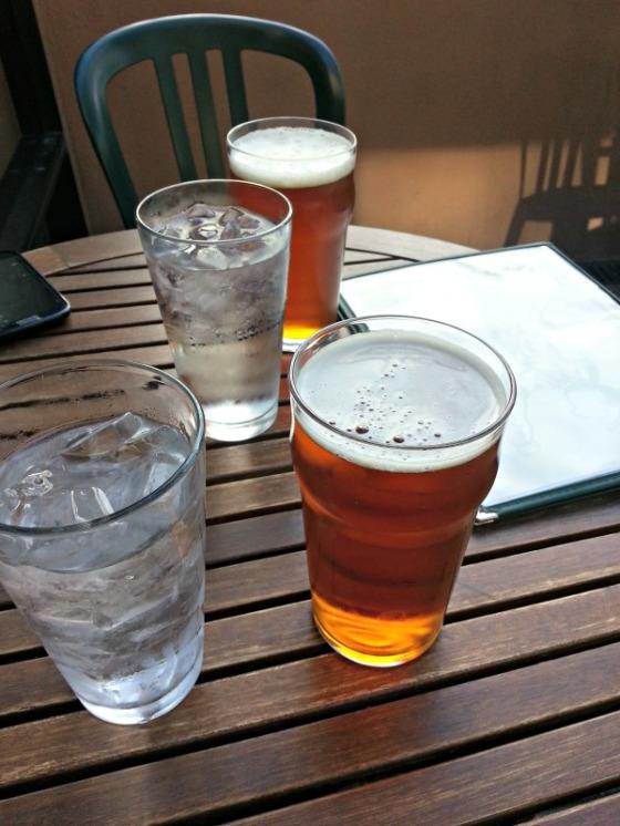 Barclays Beer Happy Hour