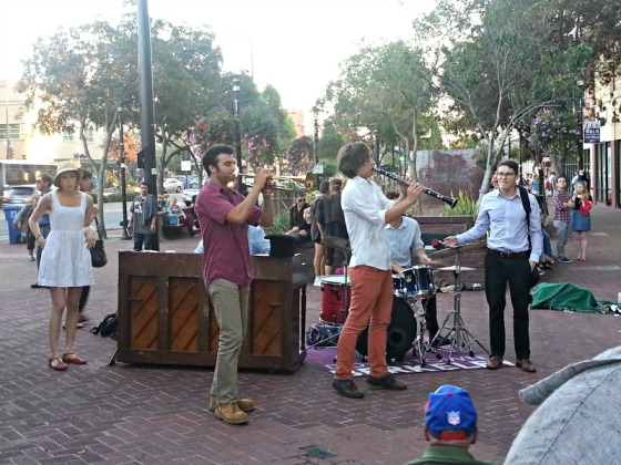 Berkeley California Live Music