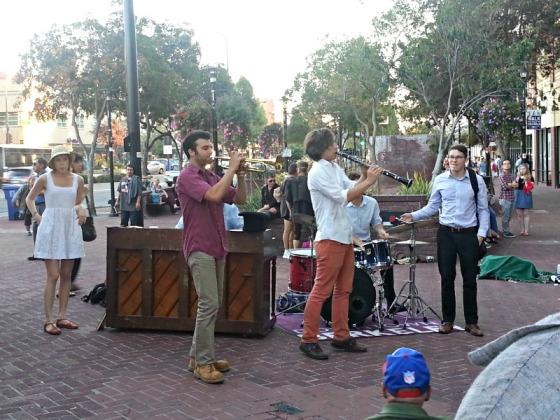 Berkeley California Live Music