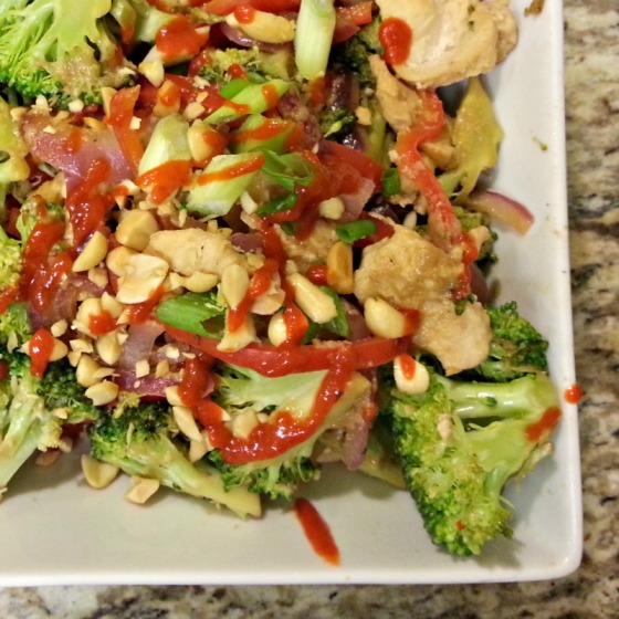 Chicken Broccoli Stir Fry Edible Perspective